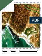 Mapa Santo Tomas