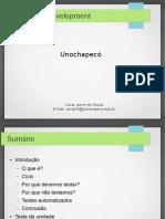 TDD com php unit