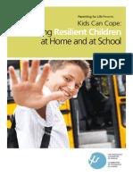 Resilience Children Booklet