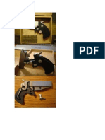 Planos Derringer 9mm