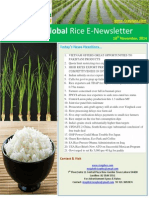 10th November 2014 Daily Global Rice E-Newsleter