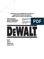 Manual Pistola de Calor Dewalt d26411