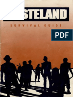 Wasteland Hintbook