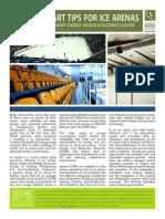 Ice Arena Niche Market Report FINAL - 05.02.2011