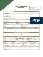 Form 128 Solicitud de MicroCrédito JuridicoV40814
