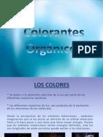 Colorantes Organicos