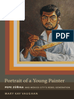 Portrait of a Young Painter by Mary Kay Vaughan