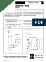 SUB 6.32.02 Q004 Continuous Protective Purge Pressure R2!6!2004