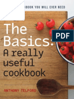 The Basics a Really Useful Cook Book