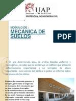 Modulo Mecanica de Suelos