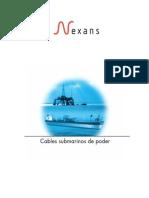 Cables Submarinos de Poder