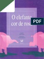o Elefante Cor de Rosa