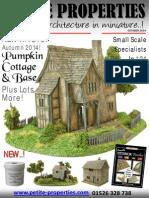 Petite Properties' Newsletter October 2014