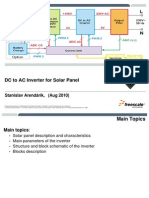 DC to AC Inverter With DSC
