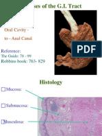 systemic pathology- GI tract