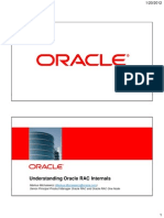 Understanding Oracle RAC Internals