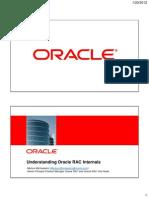Understanding Oracle RAC Internals
