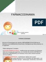 Farmacodinamia Para Enfermeria