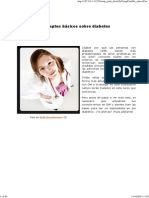 Unidad 1. Conceptos Basicos Sobre Diabetes