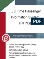 CCRTA GPS Bus App Preresentation