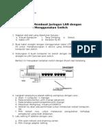 Tutorial Membuat Jaringan LAN