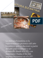 Pintura Bizantina (Versión Julio)