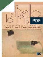 Lo Bello y Lo Triste - Yasunari Kawabata