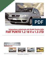 Fiat Punto 1.2 16V e 1.3 JTD (Multijet, MJT) (II serie Facelift -188 FL) - Manuale Tecnico [2005 - Semantica].pdf