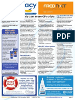 Pharmacy Daily for Wed 12 Nov 2014 - Nearly 30m more GP scripts, GSK moves to online CMIs, PPA
