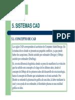 05 Sistemas Cad Cam (Cad)