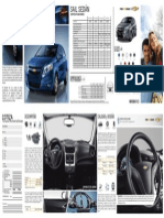 Ficha Tecnica Chevrolet Sail Sedan 3 2014