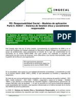 Parte 6 SGE21 Sistema de Gestión Ética y Socialmente Responsable