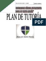 Plan de Tutoria 2013