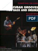 Funkifying the Clave - Afro Cuban Grooves for Bass and Drums
