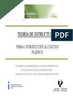 6. CALCULO PLASTICO