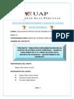 PROYECTO DE UN CENTO DE ESTIMULACION TEMPRANA GIOMAYA.docx