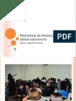 Processos de Produção de Vídeos Educativos