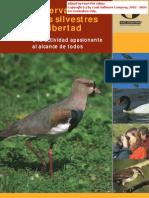 Cuadernillo identificación de aves