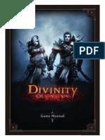 Divinity Original Sin Manual