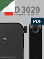 D 3020 Hybrid Digital Amplifier - White Paper