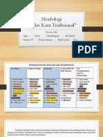 Morfologi(Edited)