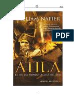 William Napier - Atila 01 - El Fin Del Mundo Vendrá Del Este