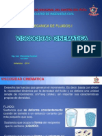 Viscocidad Cinematica Fic Uncp