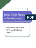 2_17_Software Evolution, Reengineering and Reverse Engineering
