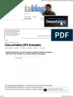 Crear Portables (SFX Avanzado) _ Emezeta