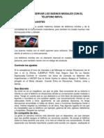 Practica#13 8d Santiago Soto Como Conservar Los Nuevos Modales en El Celular (1)
