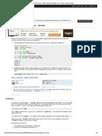 Performance - Python String Formatting_ % vs.