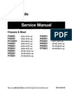 CAT Lift Trucks Service Manual