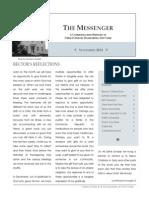 Christ Church Duanesburg Messenger November 2014