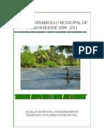 Plan de Desarrollo Municipal de Sabanagrande 2008[1]
